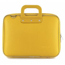 "Geanta lux business laptop 13"" Medio Bombata-Sofran"