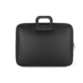 "Geanta lux business laptop 17"" Maxi Negru"
