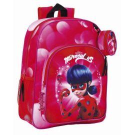 Ghiozdan copii Disney Ladybug Marinette