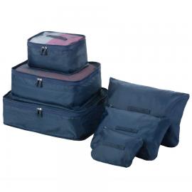 Organizator Bagaj din Poliester CarryOn 505005 6 piese