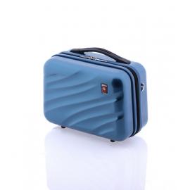 Geanta cosmetice Policarbonat GLADIATOR SPACE MG 4196-BC Albastru