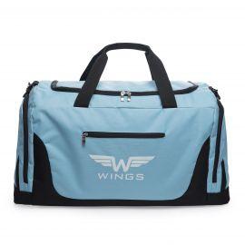 Geanta de voiaj Wings TB 1005 - 65 cm Albastru Deschis