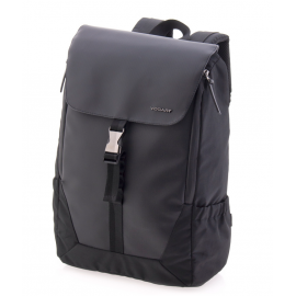 "Rucsac Laptop, din material reciclat, Vogart, EBORN, MV 24254, 15"", Negru"