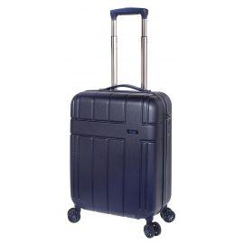 Troler Cabina, Stelxis, ABS, 4 Roti Duble, Cifru TSA, ST 530 - 55 cm, Bleumarin