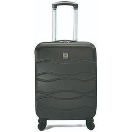 Troler Mare ABS 4 Roti BENZI BZ 4285 - 76 cm
