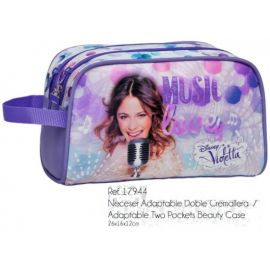 Borseta/penar Disney Violetta Microfon