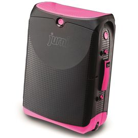 Troler Cabina Adolescenti Trunki Jurni Fashion Pink