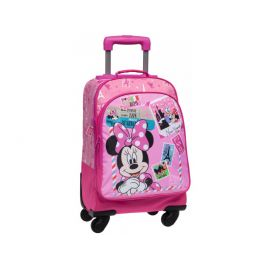 Troler Copii Convertibil Disney Minnie& Daisy 44 cm