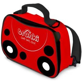 Geanta copii Trunki Lunch - 27 Red