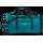 Geanta de voiaj pliabila cu role Diamond Poliester SOUTHWEST F30232 - 81W Turcoaz