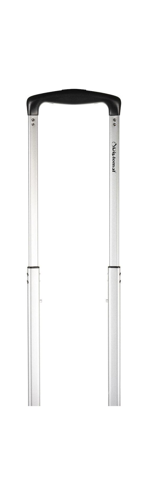 Troler Cabina Poliester 4 Roti DIPLOMAT ZC 614 - 54 cm