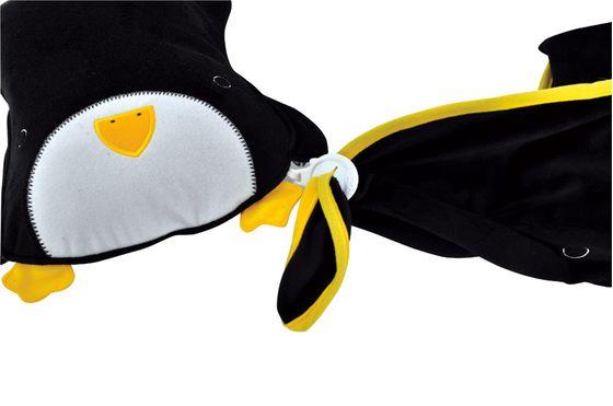 Paturica+perna copii  pentru calatorie Trunki SnooziHedz Penguin
