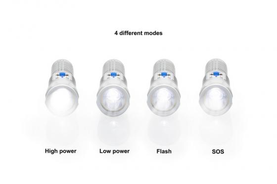 Lanterna MacGyver Extreme 5W CREE LED 102177