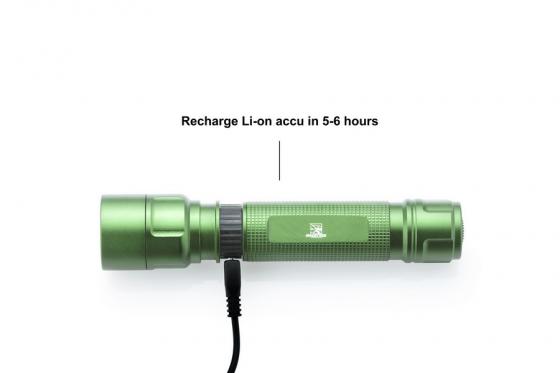 Lanterna MacGyver Recharge 5W CREE LED - 250 lumeni - 102250 produs resigilat