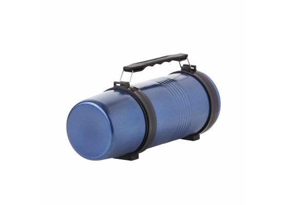 Termos MacGyver din otel inoxidabil 1.2 L 102264 Albastru