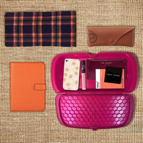 Troler Cabina Adolescenti Trunki Jurni Fashion Pink