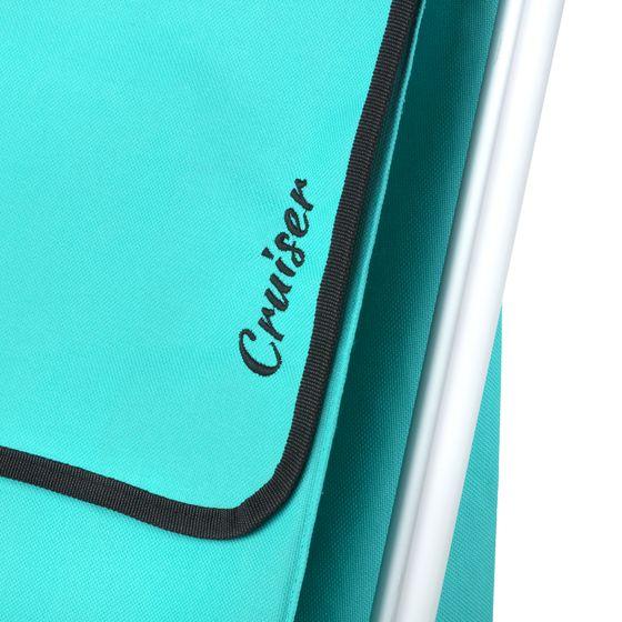 Carucior Cumparaturi CRUISER Stable 604372 Turcoaz
