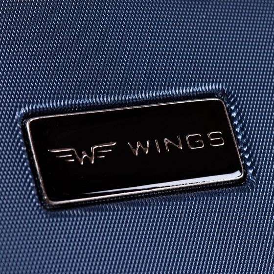 Beauty Case ABS WINGS GOOSE Burgundy