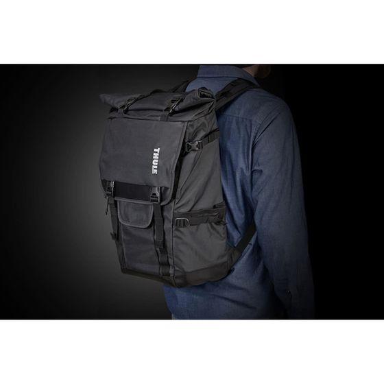 Rucsac foto Thule Covert DSLR Backpack, Dark Shadow