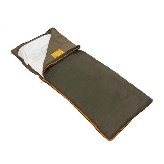 Lenjerie/Captuseala Dutch Mountains 101257 pentru sac de dormit 210 x 85 cm Alb