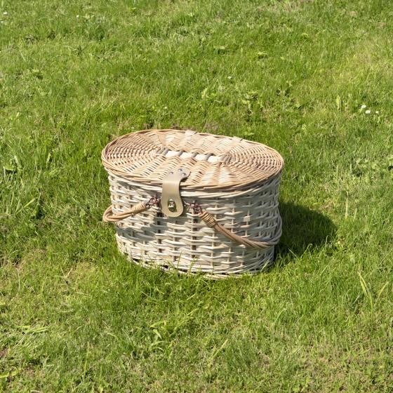 Cos de picnic Dutch Mountains Oval pentru 2 persoane 102266