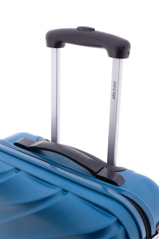 Troler Cabina ABS 4 Roti Duble JOHN TRAVEL SATURN  MJ 86 - 55 cm