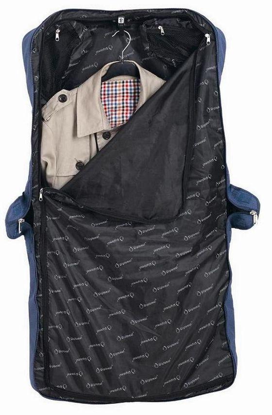 Geanta de haine DIPLOMAT ZC 8027 - 108 cm