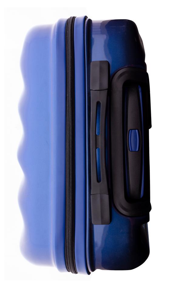 Troler Cabina Policarbonat 4 Roti Duble GLADIATOR GLAM MG 3910 - 55 cm